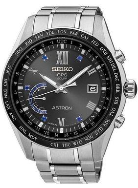 Pánske hodinky SEIKO SSE117J1 Astron GPS Solar + darček