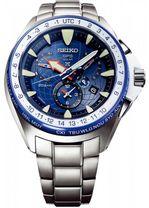 Pánske hodinky SEIKO SSF001J1 Prospex SEA Marinemaster GPS Solar + darček