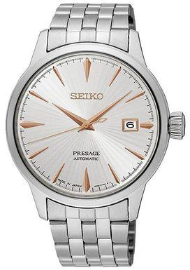 Pánske hodinky SEIKO SRPB47J1 Presage Automatic