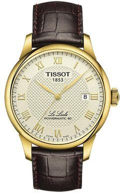 Pánske hodinky TISSOT T006.407.36.263.00 Le Locle Powermatic 80 + darček na výber
