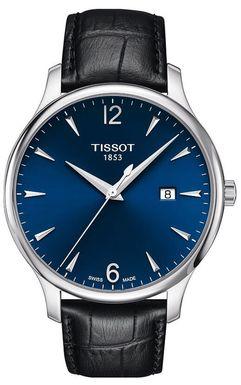 Pánske hodinky TISSOT T063.610.16.047.00 TRADITION