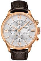 Pánske hodinky TISSOT T099.427.36.038.00 Chemin Des Tourelles Automatic Chronograph + darček na výber
