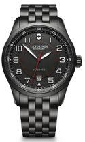 Pánske hodinky VICTORINOX 241740 AirBoss Mechanical Black Edition