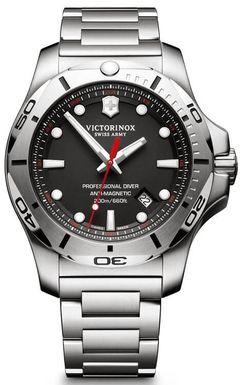 Pánske hodinky VICTORINOX Swiss Army 241781 I.N.O.X. Professional Diver + darček