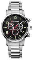 Pánske hodinky WENGER 01.1543.102 Attitude Chrono + darček