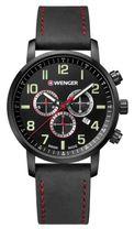 Pánske hodinky WENGER 01.1543.104 Attitude Chrono + darček