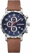 Pánske hodinky WENGER 01.1543.108 Attitude Chrono