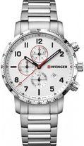 Pánske hodinky WENGER 01.1543.110 Attitude Chrono