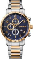 Pánske hodinky WENGER 01.1543.112 Attitude Chrono
