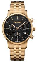 Pánske hodinky WENGER 01.1743.103 Urban Classic Chrono + darček