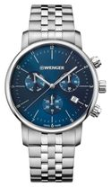Pánske hodinky WENGER 01.1743.105 Urban Classic Chrono + darček