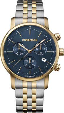 Pánske hodinky WENGER 01.1743.108 Urban Classic Chrono