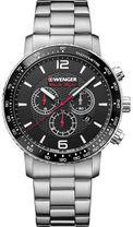 Pánske hodinky WENGER 01.1843.103 Roadster Black Night
