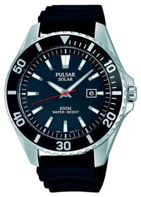 Pánske hodinky PULSAR PX3037X1 Solar