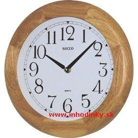 Nástenné hodiny SECCO S 51-146