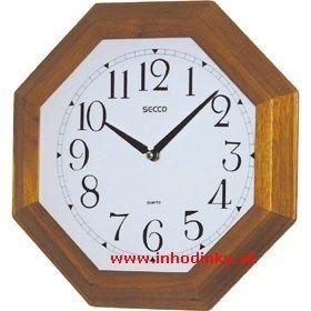 Nástenné hodiny SECCO S 52-646