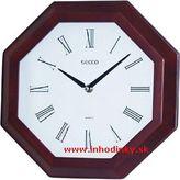 Nástenné hodiny SECCO S 52-836