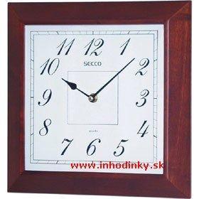 Nástenné hodiny SECCO S 55-804