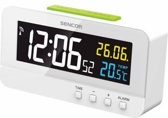 SDC 4800 W hodiny s budíkom SENCOR