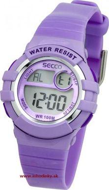 Unisex hodinky SECCO S DHX-002