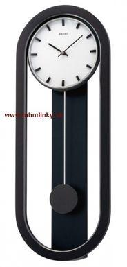 Nástenné / Kyvadlové hodiny SEIKO QXC211B + darček na výber