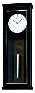 Nástené / kyvadlové hodiny SEIKO QXH056K + darček na výber