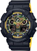 Športové hodinky CASIO GA 100BY-1A G-Shock