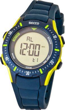 Teenage športové hodinky SECCO S DIR-003