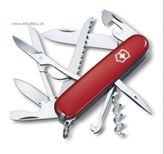 VICTORINOX 1.3713 Swiss Army knife HUNTSMAN, red