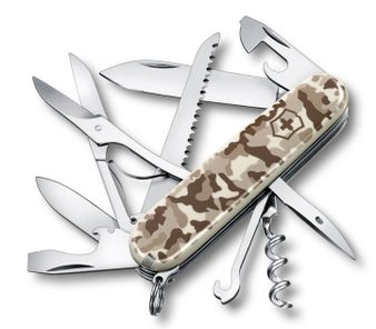 VICTORINOX 1.3713.941 Swiss Army knife HUNTSMAN, camouflage