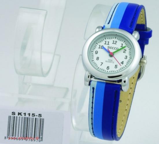 Detské   dievčenské hodinky SECCO S K115-5 zväčšiť obrázok ca1551fc479