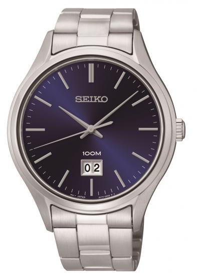 Pánske hodinky Seiko SUR021P1 + darček na výber