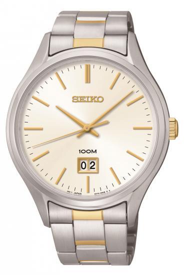 Pánske hodinky Seiko SUR025P1 + darček na výber