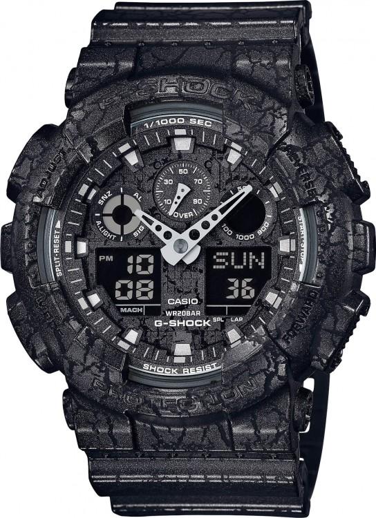 Športové hodinky CASIO GA 100CG-1A G-Shock + Darček na výber zväčšiť obrázok a7c8bd52dc6