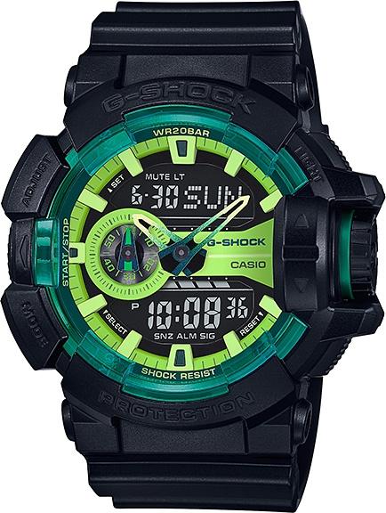 Športové hodinky CASIO GA 400LY-1A G-Shock + darček na výber zväčšiť obrázok c513ce2bd7a
