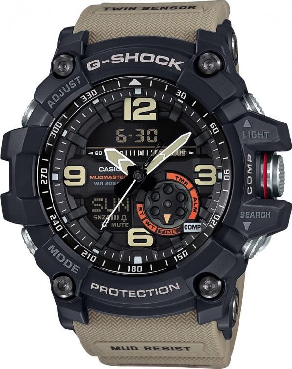 Športové hodinky CASIO GG 1000-1A5 G-Shock Twin Sensor e1dc742443f