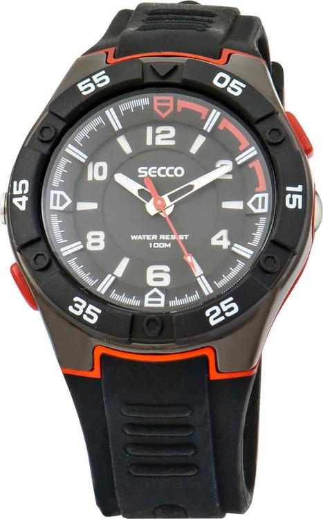 Športové hodinky SECCO S DQKB-002 ... 6de231e98ba