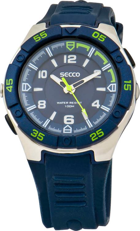 153126887 SECCO Sport - Pánske hodinky