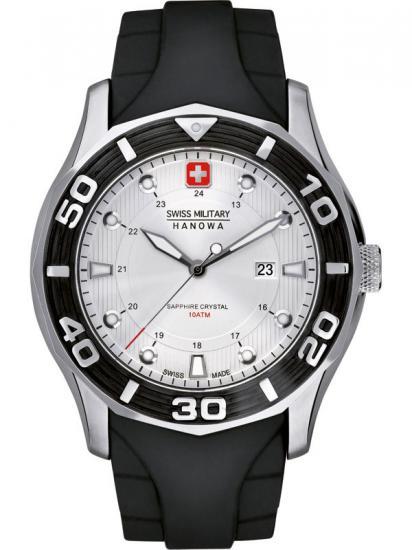 Pánske hodinky SWISS MILITARY HANOWA 4170.04.001.07 + Darček na výber