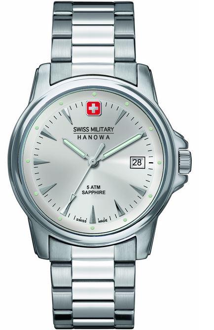 Swiss Military Hanowa 5230.04.001 + darček na výber