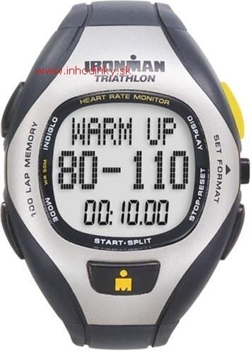 Pánske hodinky Timex T5F001 Ironman Race Trainer Digital Heart Rate Monitor T5F001