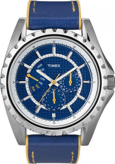 Pánske hodinky TIMEX T2N111 Retrograde Collection + darček