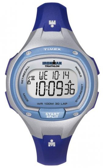 Dámske hodinky TIMEX T5K184 Ironman Triathlon 30 Lap
