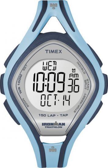 Dámske hodinky TIMEX T5K288 Ironman Triathlon Sleek 150-Lap