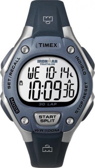 Dámske športové hodinky TIMEX T5K409 IRONMAN 30-Lap