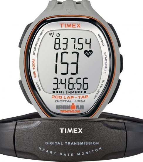8b4bec0a4 Pánske hodinky TIMEX T5K546 Ironman Target Trainer Heart Rate Monitor +  darček na výber zväčšiť obrázok
