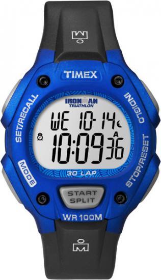 Pánske hodinky TIMEX T5K649 Ironman Traditional 30-Lap