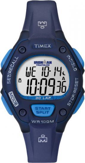 Dámske hodinky TIMEX T5K653 Ironman Traditional 30-Lap + kompas