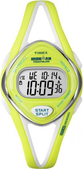 Dámske hodinky TIMEX T5K656 Ironman Sleek 50-Lap + kompas