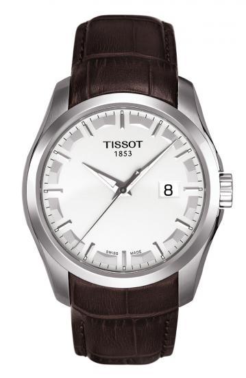 TISSOT T035.410.16.031.00 COUTURIER QUARTZ GENT  0b6b9fa7feb